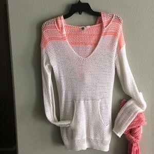 🤩HOST PICK🤩 Roxy Women's Sun & Salt Hood Sweater